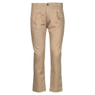 NINE:INTHE:MORNING パンツ キャメル 46 コットン 98% / ポリウレタン 2% パンツ
