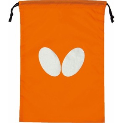 Butterfly(バタフライ) 卓球 アクセサリー ウィンロゴ・シューズ袋 メンズ・レディース 【オレンジ】 62950 051