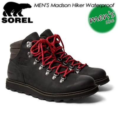 ソレル SOREL NM2620 Madson Hiker Waterproof マドソン ハイカー ウォータープルーフ