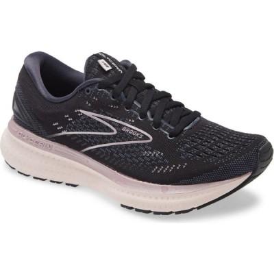 ブルックス BROOKS レディース ランニング・ウォーキング シューズ・靴 Glycerin 19 Running Shoe Black/Ombre/Metallic