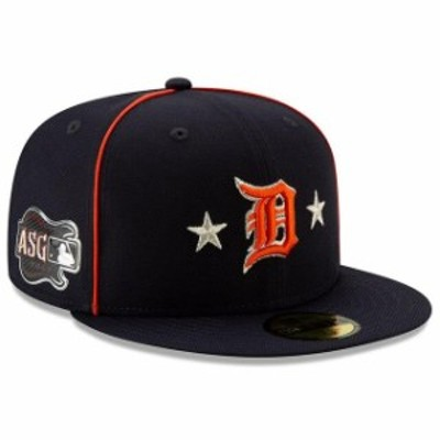 New Era ニュー エラ スポーツ用品  New Era Detroit Tigers Navy 2019 MLB All-Star Game On-Field 59FIFTY Fitted Hat