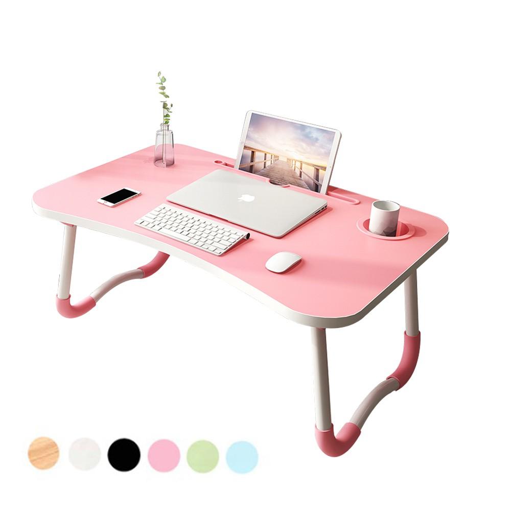疊式床上電腦桌折疊桌 和室桌 小桌子 書桌 筆電桌 懶人桌 電腦桌 床上摺疊桌 床上桌 桌子 小邊桌5ip8