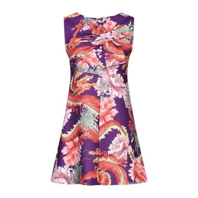 パロッシュ P.A.R.O.S.H. ミニワンピース&ドレス モーブ S ポリエステル 96% / ポリウレタン 4% ミニワンピース&ドレス