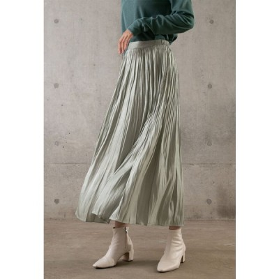 OandI / OandI/オーアンドアイ オーロラサテンスカート