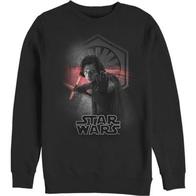 フィフス サン Fifth Sun メンズ スウェット・トレーナー トップス Star Wars The Last Jedi Kylo Ren Control Sweatshirt