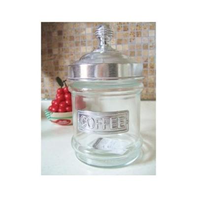 キャニスター DULTON ダルトン ガラス キャニスター  コーヒー COFFEE 珈琲 瓶 ビン 保存 ストック   100-030c