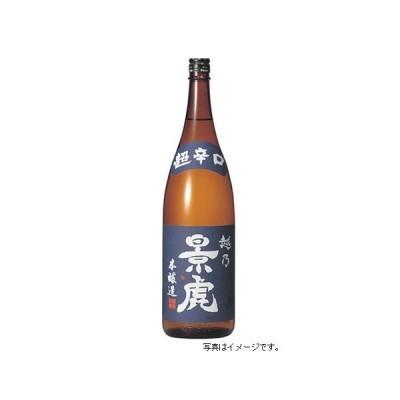 越乃景虎 超辛口本醸造 1.800ml