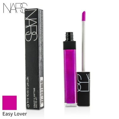 NARS リップグロス 口紅 ナーズ N (新パッケージ) #Easy Lover 6ml