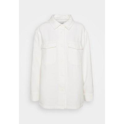 アメリカンイーグル シャツ レディース トップス CABIN - Button-down blouse - cream