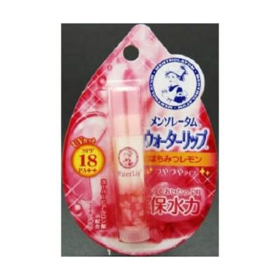 ロート製薬 メンソレータム ウォーターリップ はちみつレモン ( つやつやタイプ ) 4.5g