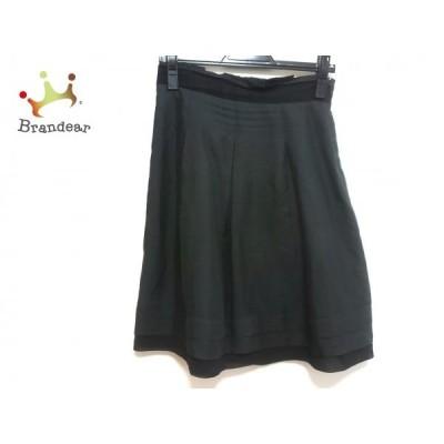 ジャスグリッティー JUSGLITTY スカート サイズ2 M レディース 黒   スペシャル特価 20200916