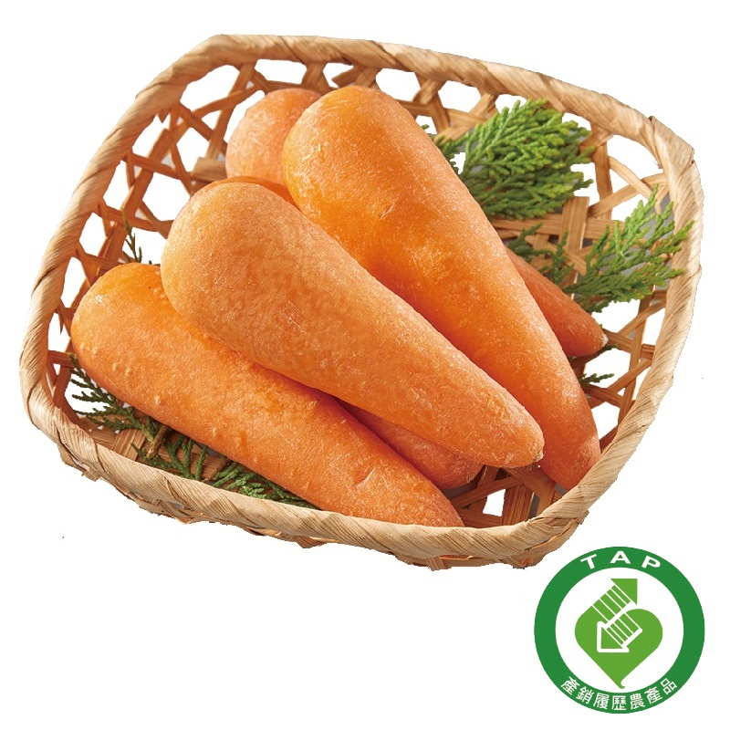 履歷紅蘿蔔1kg