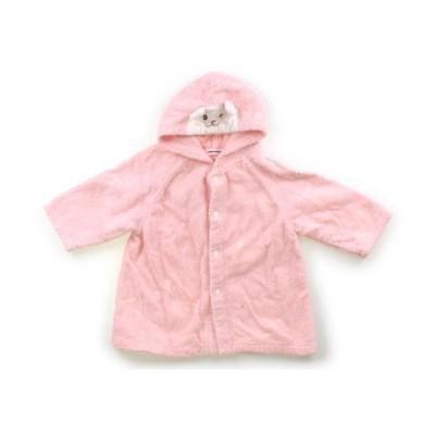 ミキハウス mikiHOUSE 水着・バスローブ 90サイズ 女の子 子供服 ベビー服 キッズ