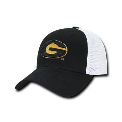 ユニセックス スポーツリーグ アメリカ大学スポーツ NCAA Grambling State Tigers University Structured Mesh Flex Baseball Caps Hat