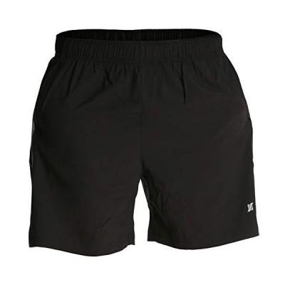 海外より出荷【並行輸入品】Fort Isle SHORTS メンズ US サイズ: Medium カラー: ブラック出荷後のキャンセル不可