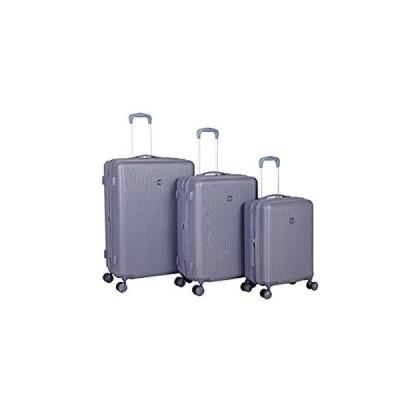 American Flyer Unisex-Adult (Luggage only) Kova, Navy, 3-Piece Hardside Spi
