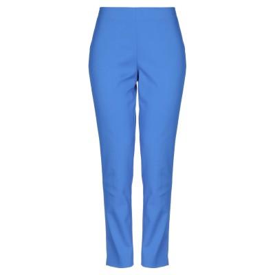 CLIPS パンツ ブルー 42 コットン 53% / ナイロン 41% / ポリウレタン 6% パンツ