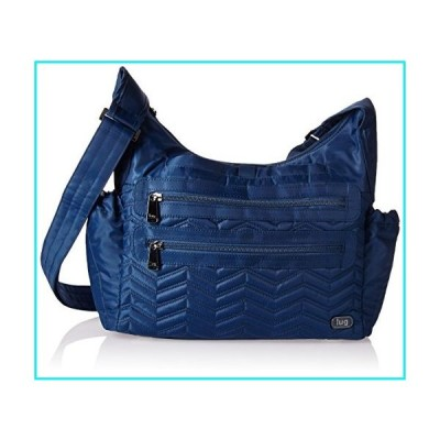 Lug Women's Body Bag, Royal Blue, One Size【並行輸入品】