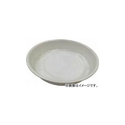 IRIS 鉢受皿中深型 ホワイト 9号 HUMD-9-W(7549776)