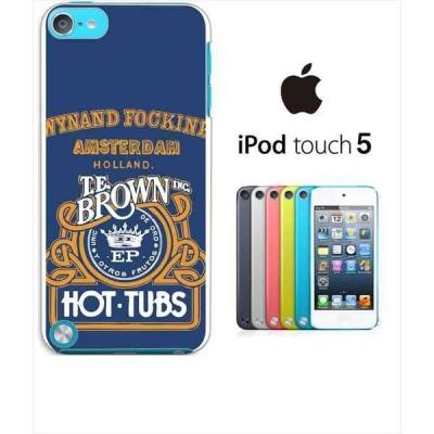 ipod touch 5 iPodTouch5 アイポッドタッチ5 ケース ハードケース カバー ジャケット ca1176-2 ロゴ マーク クラウン