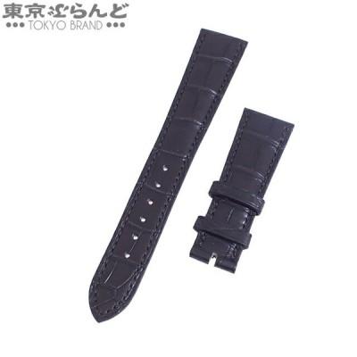 パテックフィリップ PATEK PHILIPPE 腕時計用 替ベルト 純正 レザー ラグ幅20ミリ 茶 ダークブラウン 未使用品 101509928