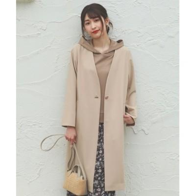 【エニィスィス/any SiS】 スプリングライト コート