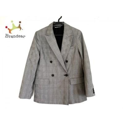 ミラオーウェン Mila Owen ジャケット サイズ0 XS レディース 美品 黒×白 新着 20200529