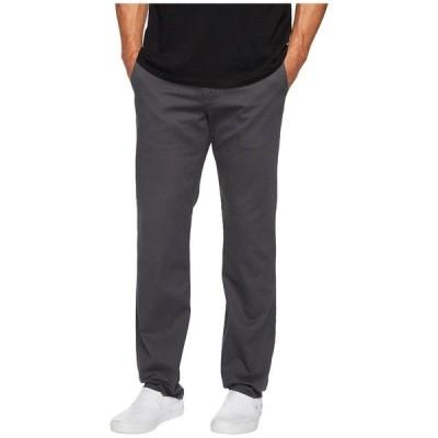 バンズ カジュアルパンツ ボトムス メンズ Authentic Stretch Chino Pants Asphalt