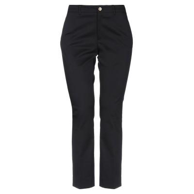 ピーティーゼロウーノ PT01 パンツ ブラック 38 コットン 98% / ポリウレタン 2% パンツ
