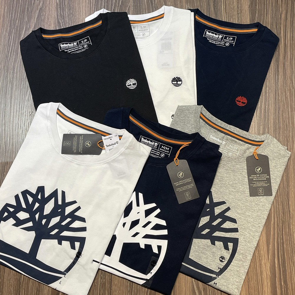 Timberland 踢不爛 特色 上衣  短袖t恤 經典LOGO 上衣 素T 美國代購 休閒短袖 男裝 短袖