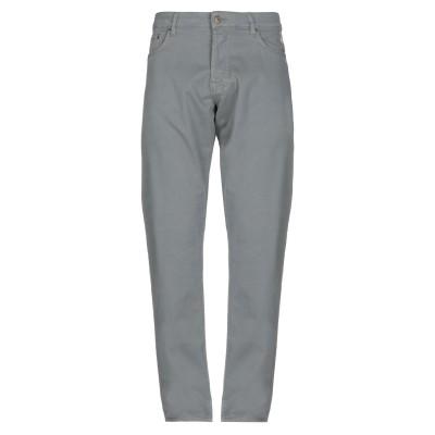 ロイ ロジャース ROŸ ROGER'S パンツ グレー 30 コットン 97% / ポリウレタン® 3% パンツ
