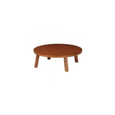 テーブル 折脚 ブラウン TZR100BR