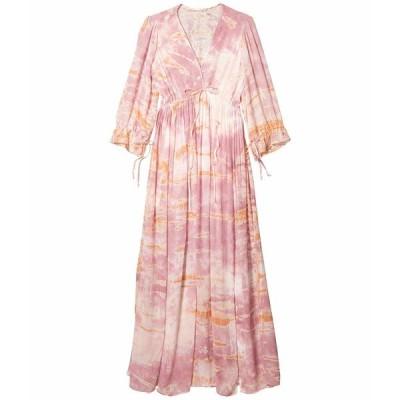 ヤング ファビュラス アンド ブローク ワンピース トップス レディース Meadow Dress Peach/Bamboo