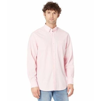 サウザーンタイド シャツ トップス メンズ Sullivans Solid Sport Shirt Pink