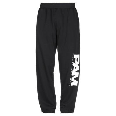 P.A.M. PERKS AND MINI パンツ ブラック XL コットン 100% パンツ