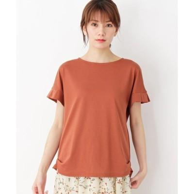 pink adobe(ピンクアドベ)<Tシャツ付き!>花柄シフォンスカートセット