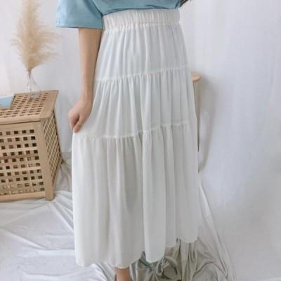 GIRLS RULE レディース スカート Cancan Salang Long Skirt