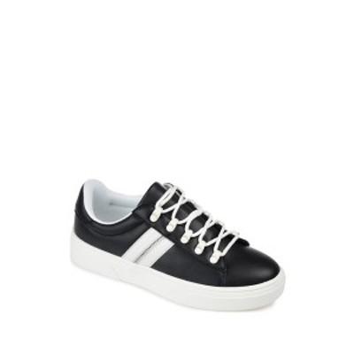 ジャーニーコレクション レディース スニーカー シューズ Arden Low Top Sneaker BLACK