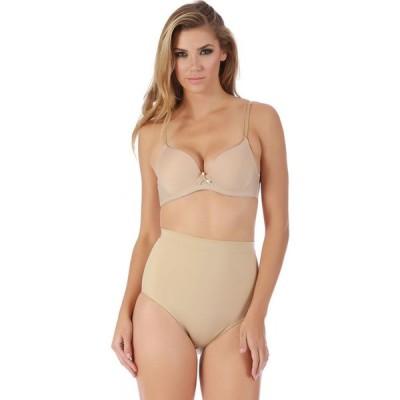 インスタスリム Instaslim レディース インナー・下着 InstantFigure Hi-Waist Panty with Non-Binding Comfort Waistband Nude