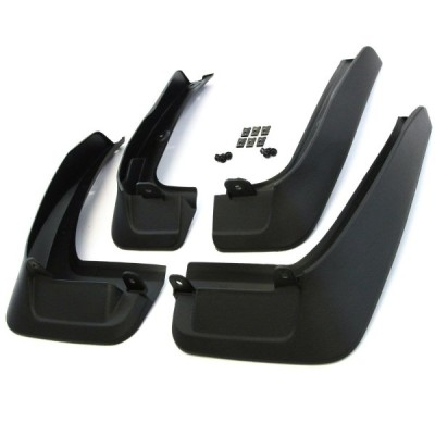 Fits Toyota Highlander Mud Flaps 2014-19 Guards Splash 4 Pc 2WD ONLY Front Rear