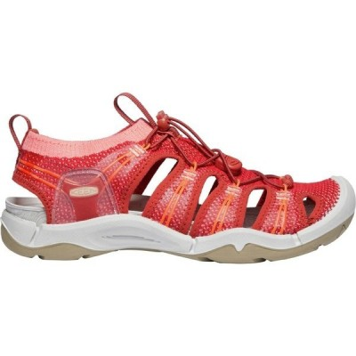 キーン サンダル シューズ レディース KEEN Women's EVOfit One Sandals Coral
