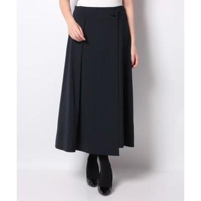 Leilian / レリアン フレアロングスカート