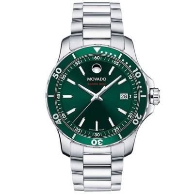 モバド メンズ 腕時計 アクセサリー Performance Steel Link Bracelet Men's Series 800 Watch