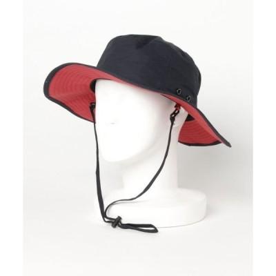 帽子 ハット 撥水加工アドベンチャーハット