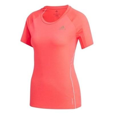 アディダス Tシャツ レディース トップス Womens Primegreen Adi Runner T-Shirt