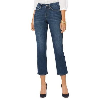 エヌワイディージェイ レディース デニムパンツ ボトムス Marilyn Straight Leg Ankle Jeans