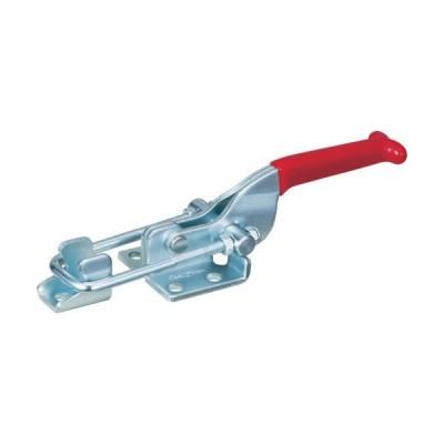 スーパー 引き止め専用型トグルクランプ ベースタイプ:フランジ 最大支持力:3.18kN 調整量:10〜20mm TLA200F 409-4301(直送品)