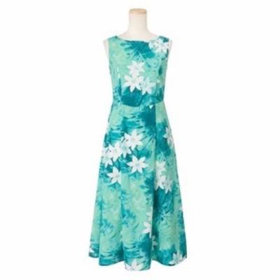 Maunaloa ノースリーブワンピース    レディースアパレル ドレス