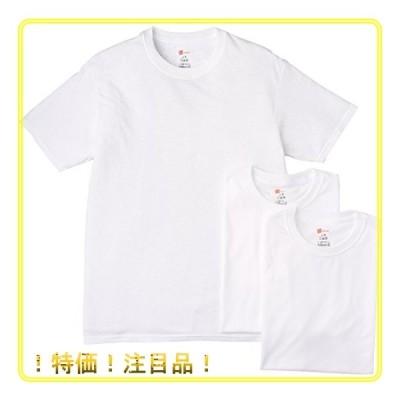 [ヘインズ] クルーネックTシャツ 3枚組 リングスパン HM1EG701 メンズ