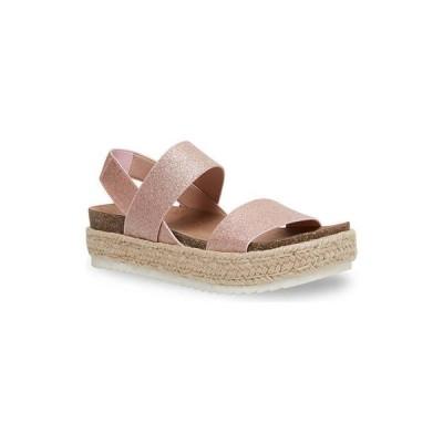 マッデンガール レディース サンダル シューズ Cybell Espadrille Flatform Sport Bottom Sandals